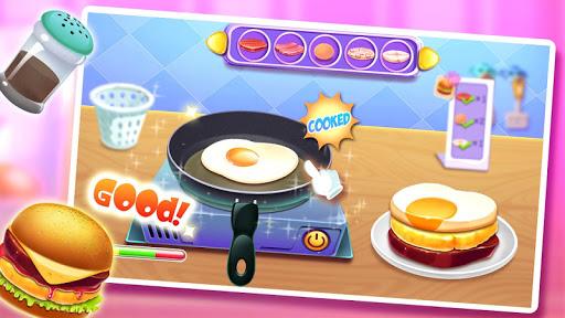 ud83cudf54ud83cudf54Make Hamburger - Yummy Kitchen Cooking Game 5.2.5052 screenshots 2
