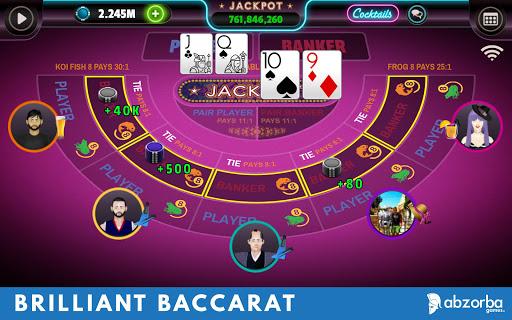 Baccarat 2.3.2 screenshots 1