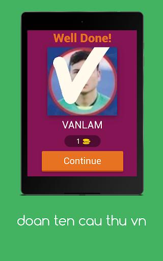 đoán tên cầu thủ vn androidhappy screenshots 2