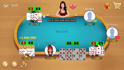 Domino Rummy Poker Sibo Slot Hilo QiuQiu 99 Gaple Apkfinish screenshots 7