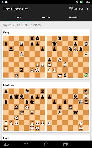 Chess Tactics Pro (Puzzles)  screenshots 13
