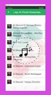 Lagu Kesayanganku Al Ghazali Ost Samudra Cinta 2.0 Mod APK Download 2