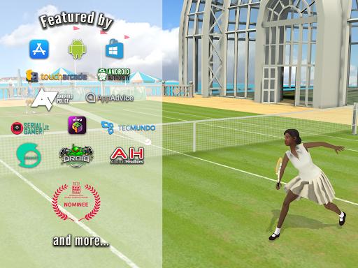 World of Tennis: Roaring u201920s u2014 online sports game  screenshots 22