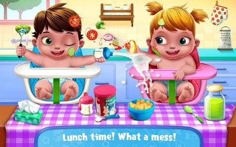 Baby Twins – Newborn Care Apk 2