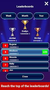 Free Millionaire 2021 –  Logic Trivia Quiz Offline Game Apk Download 2021 5