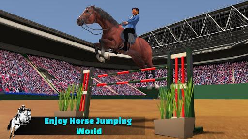 Horse Jumping Simulator 2020 1.1.5 screenshots 2