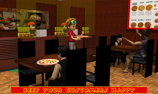 Blocky Pizza Delivery screenshots 2