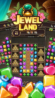 ジュエルランド:マッチ3パズルのおすすめ画像2