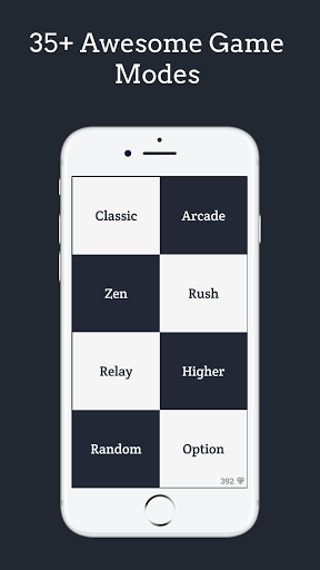 White Tiles :Treasure Edition - Magic Piano Game 2.9.6 screenshots 1