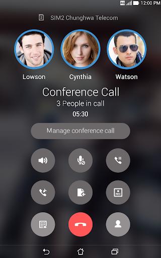 ASUS Calling Screen 23.1.0.7_160908 Screenshots 8