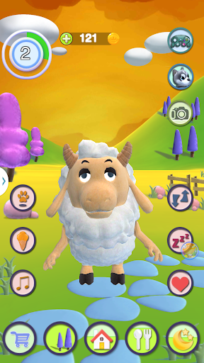 Talking Sheep apklade screenshots 2