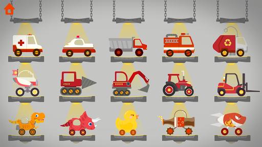 Dinosaur Smash: Driving games for kids 1.1.2 screenshots 5