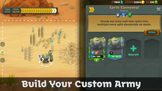 Battle Legion – Mass Battler Mod Apk 2.3.1 (MENU MOD) 3