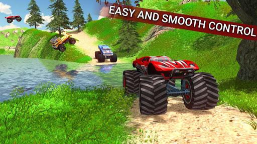 Offroad Monster Hill Truck 1.19 screenshots 4