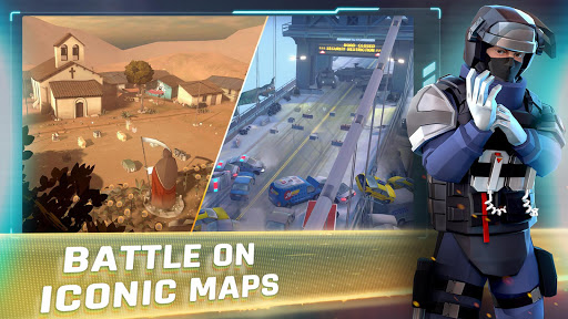 Tom Clancy's Elite Squad - Military RPG 1.4.5 screenshots 6