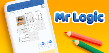 How to Download and Play Mr Logic - Brain Puzzles on PC, for free!