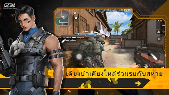 Global Offensive Mobile APK for Android 2