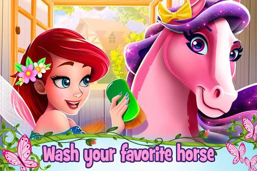Tooth Fairy Horse - Caring Pony Beauty Adventure screenshots 3