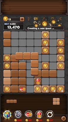ブロックパズルキング : ウッド・8×8ブロック・パズルのおすすめ画像3