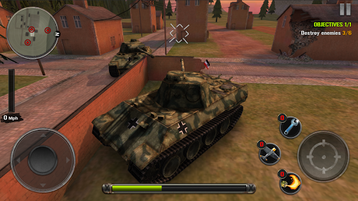 Tanks of Battle: World War 2 1.32 screenshots 4