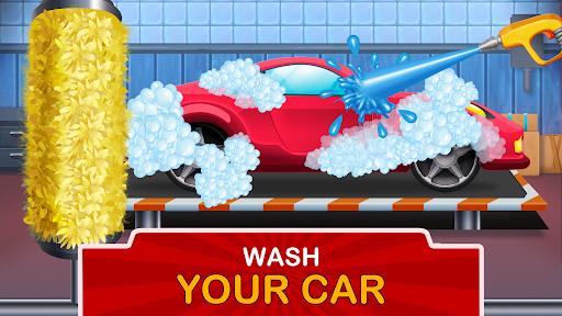 Kids Garage: Car & Truck Repair Games for Kids Fun  screenshots 2