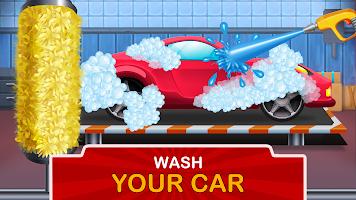 Kids Garage: Car & Truck Repair Games for Kids Fun