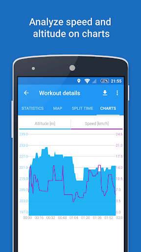 GPS Sports Tracker App: running, walking, cycling 2.9.3 Screenshots 7