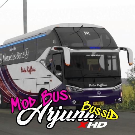 Mod Bus Arjuna XHD BUSSID