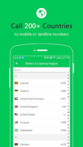 Free Calls - International Phone Calling App  Screenshots 3
