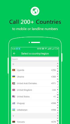 Free Calls - International Phone Calling Appのおすすめ画像3