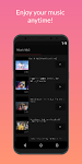 screenshot of RYT - Music Player