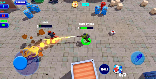 Heroes Strike PvP: MOBA and Battle Royale modavailable screenshots 8