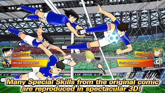 Captain Tsubasa (Flash Kicker): Dream Team screenshots 9