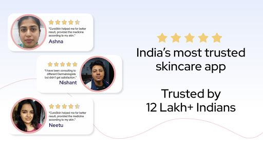 Acne, Pimples, Skin & Hairfall Treatment: CureSkin android2mod screenshots 4