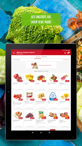REWE - Online Shop & Mu00e4rkte 3.4.32-8 Screenshots 11