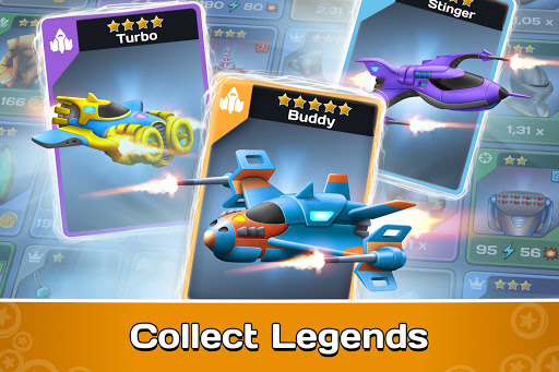 Dig & Fly: Puzzle Space Colony Clicker  screenshots 2