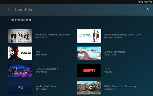 Hulu: Stream all your favorite TV shows and movies 4.18.0.409610 screenshots 7