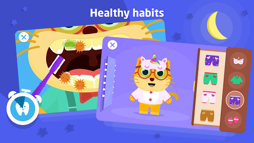 English Gym 2.0 healthy habits & English for kids screenshots 6