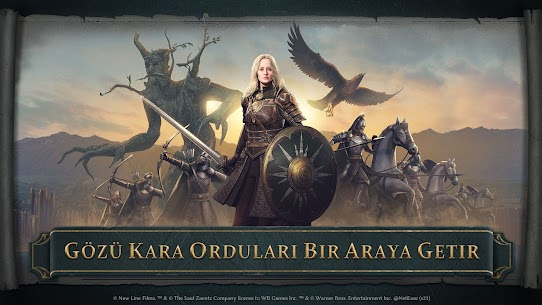 Lord of the Rings : Rise to War Apk  Lastest NEW 2021 Download 3