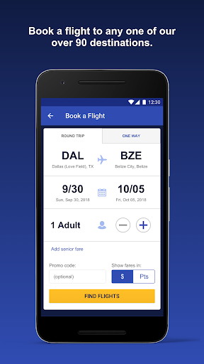 Southwest Airlines  Screenshots 2