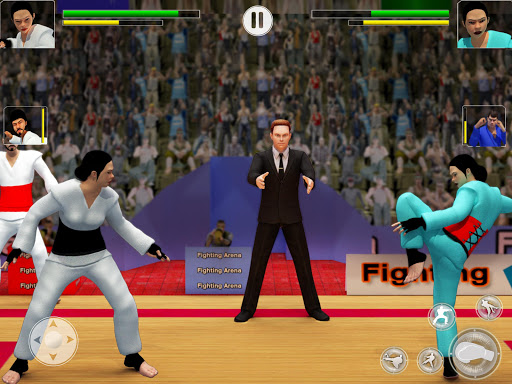 Tag Team Karate Fighting Games: PRO Kung Fu Master 2.4.1 Screenshots 18