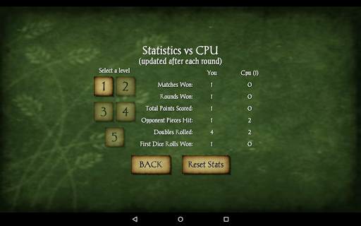 Backgammon Free 2.343 Screenshots 16