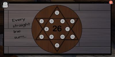 ROOMS : DOOR PUZZLES