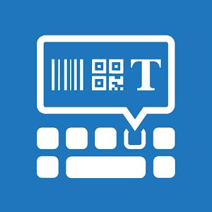 BarcodeNFCOCR Scanner Keyboard