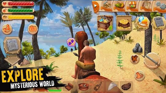 Jurassic Survival Island MOD APK Download Free 5