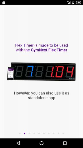 Flex Timer screenshot 1
