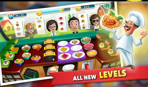 cooking story : food truck game screenshot 3