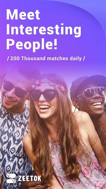 Zeetok - random video chat App, make friend, match screenshot 6