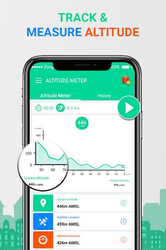 gps route finder : voice navigation, traffic alert screenshot 3