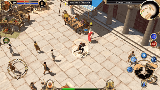 Titan Quest: Legendary Edition  screenshots 19